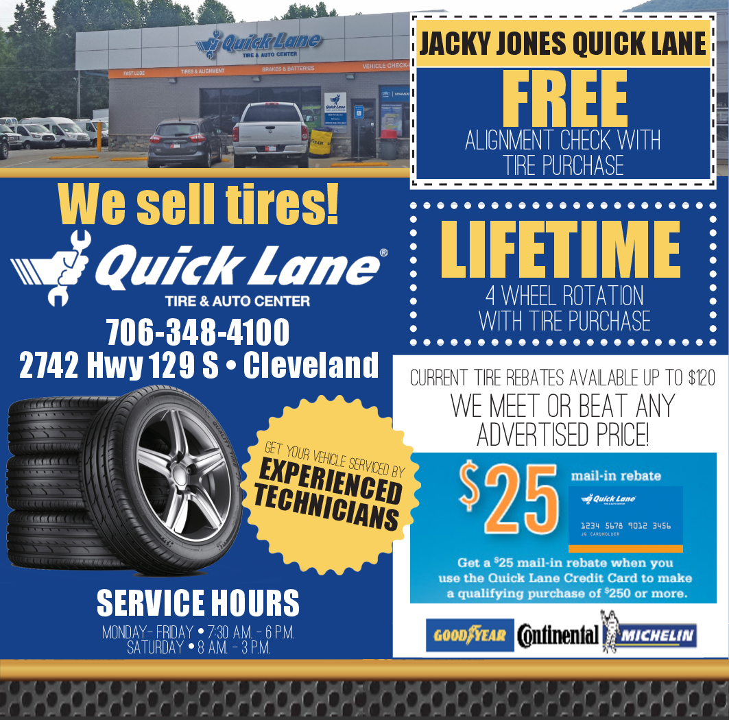 Tires For Sale Near Me >> Tire On Good Rebates Available In Cleveland Ga Tire Wheel